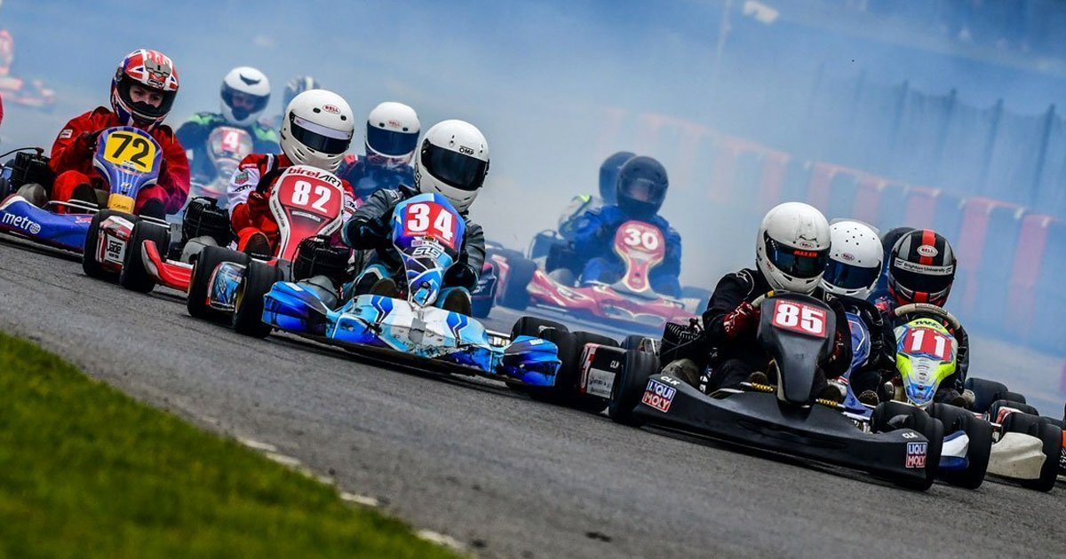 National Kart Cup - National IKR Championship - Rotax and TKM