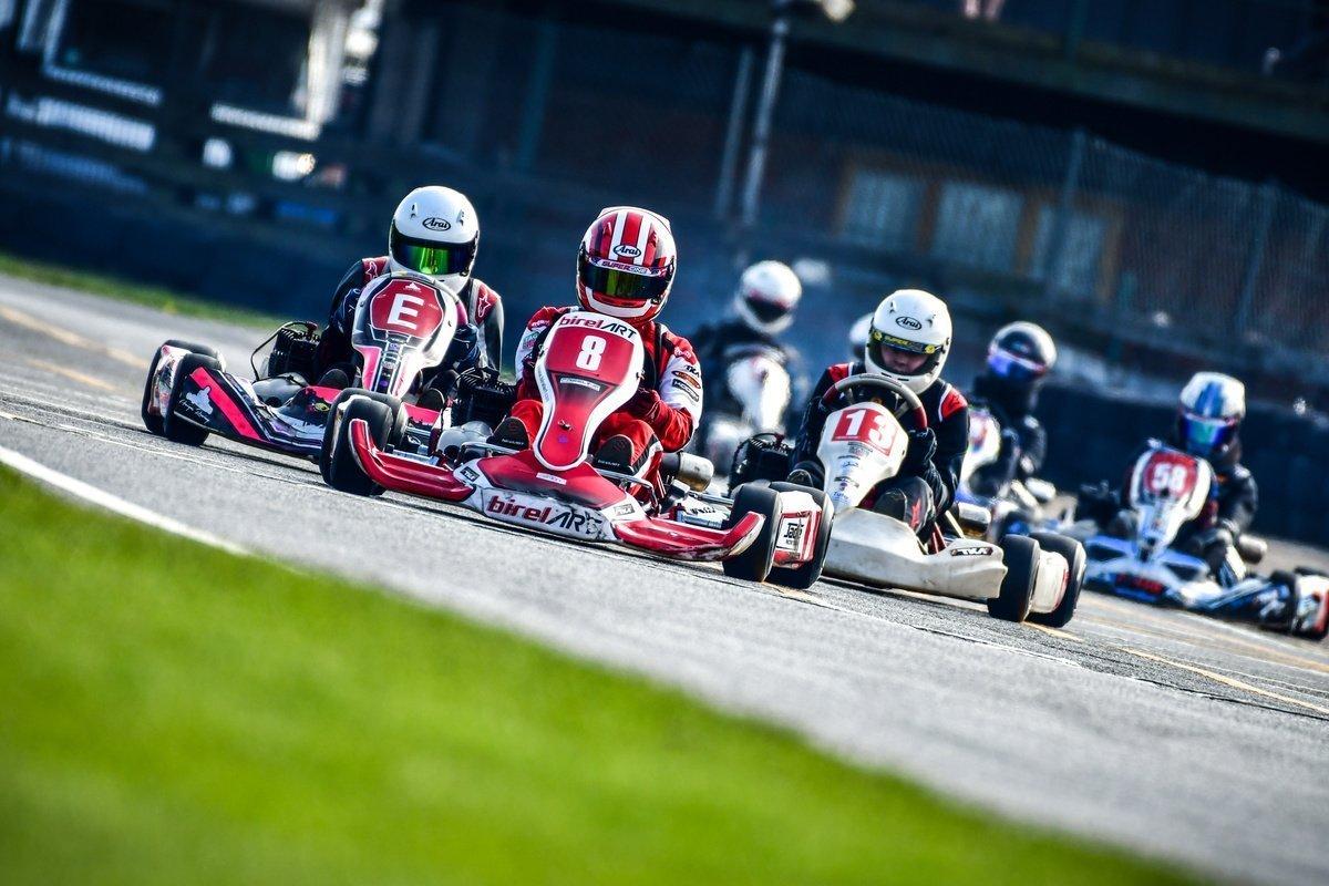 TKM at Whilton Mill - National IKR Karting