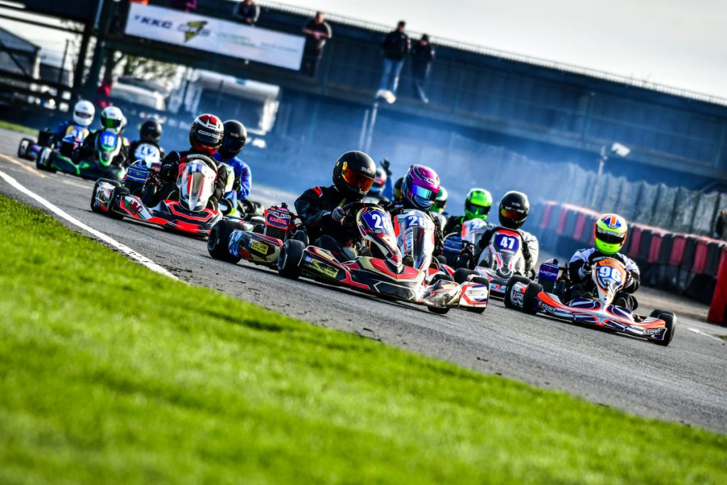 Rotax at Whilton Mill - National IKR Karting
